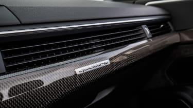 Audi S5 Cabriolet - trim