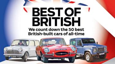 Best motoring features of 2017 - best of Britain