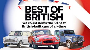 Best motoring features of 2017 - best of Britain