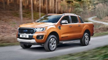 Ford Ranger Wildtrack - front