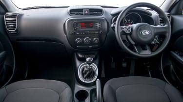 Kia Soul 1.6 GDi 2014 interior