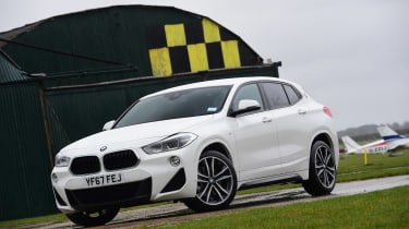 BMW X2 - front static