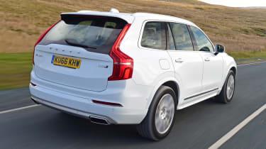Volvo XC90 - rear