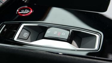 Audi e-tron GT - centre console