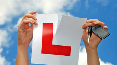 Learner, driving test, driving licence, pass, l plate