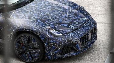 Maserati GranTurismo - above