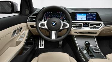 BMW 3 Series Touring - studio cabin