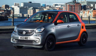 Used Smart ForFour - front