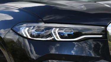 X7 headlight