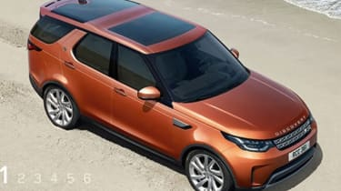 Land Rover Discover leaked pic