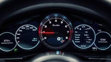 Porsche Panamera - studio dials