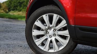 Range Rover Evoque SE Tech 2016 - wheel