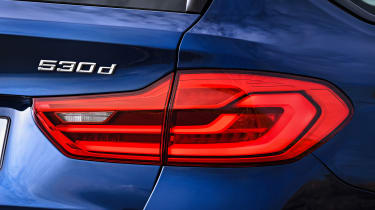 BMW 5 Series Touring - 530d badge