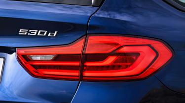 BMW 5 Series Touring - 530d badge