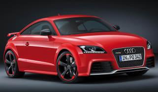 Audi TT RS plus front