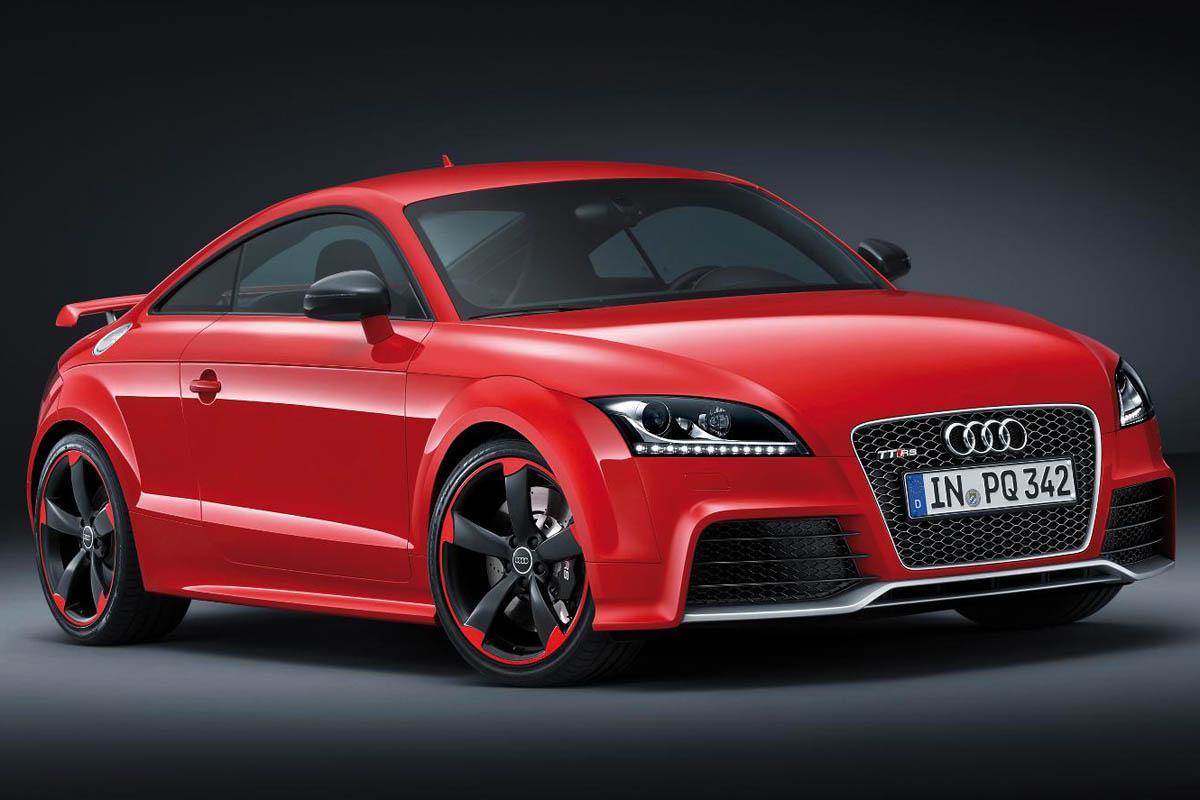 Audi TT RS plus prices announced | News | | Auto Express
