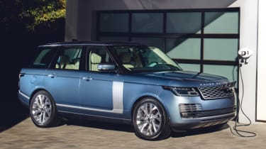 New Range Rover PHEV 2017 review - plugged in