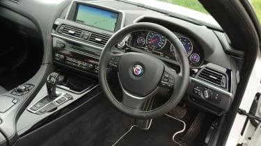 Alpina B6 Turbo interior