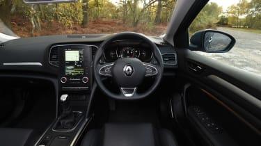 Renault Megane - interior