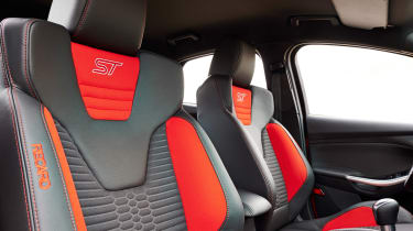 Ford Focus ST diesel seats