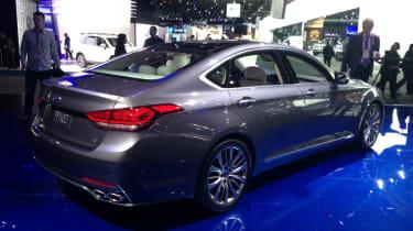 Hyundai Genesis @ Detroit 2