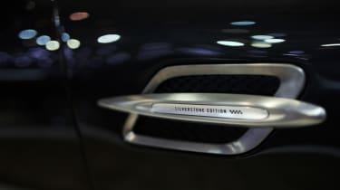 David Brown Automotive Speedback Silverstone Edition detail