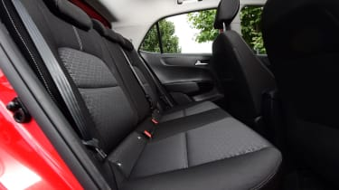 Kia Picanto - Rear Seats