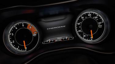 Jeep Cherokee - dials