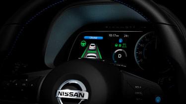 Nissan Leaf ProPILOT teaser
