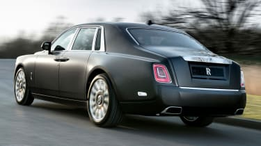 Rolls-Royce Phantom - The Gentleman's Tourer rear