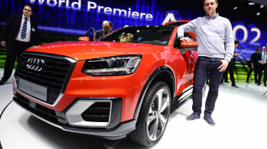 Audi Q2 - Richard Ingram