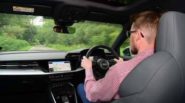 Audi S3 long termer - first report Sean Carson