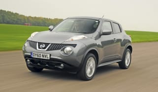 Nissan Juke Turbo