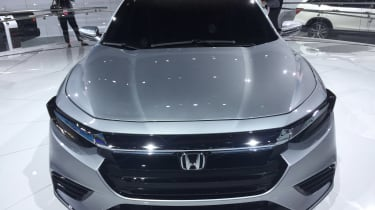 Honda Insight Prototype - Detroit full front