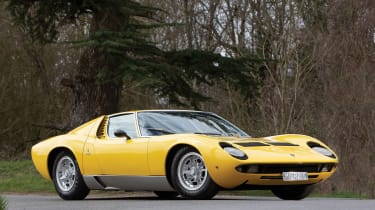 Many regard the Lamborghini Miura as the first supercar, combining fantastic performance and gorgeous design together in one desirable and expensive package.