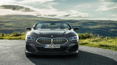BMW 8 Series Convertible - full front