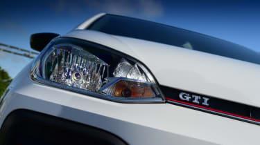 Volkswagen up! GTI headlights