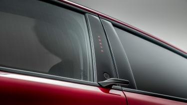Ford Mustang Mach-E - keypad