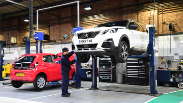 Peugeot 3008 - long term update 2 service