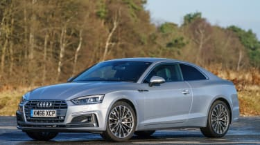 Audi A5 - front static