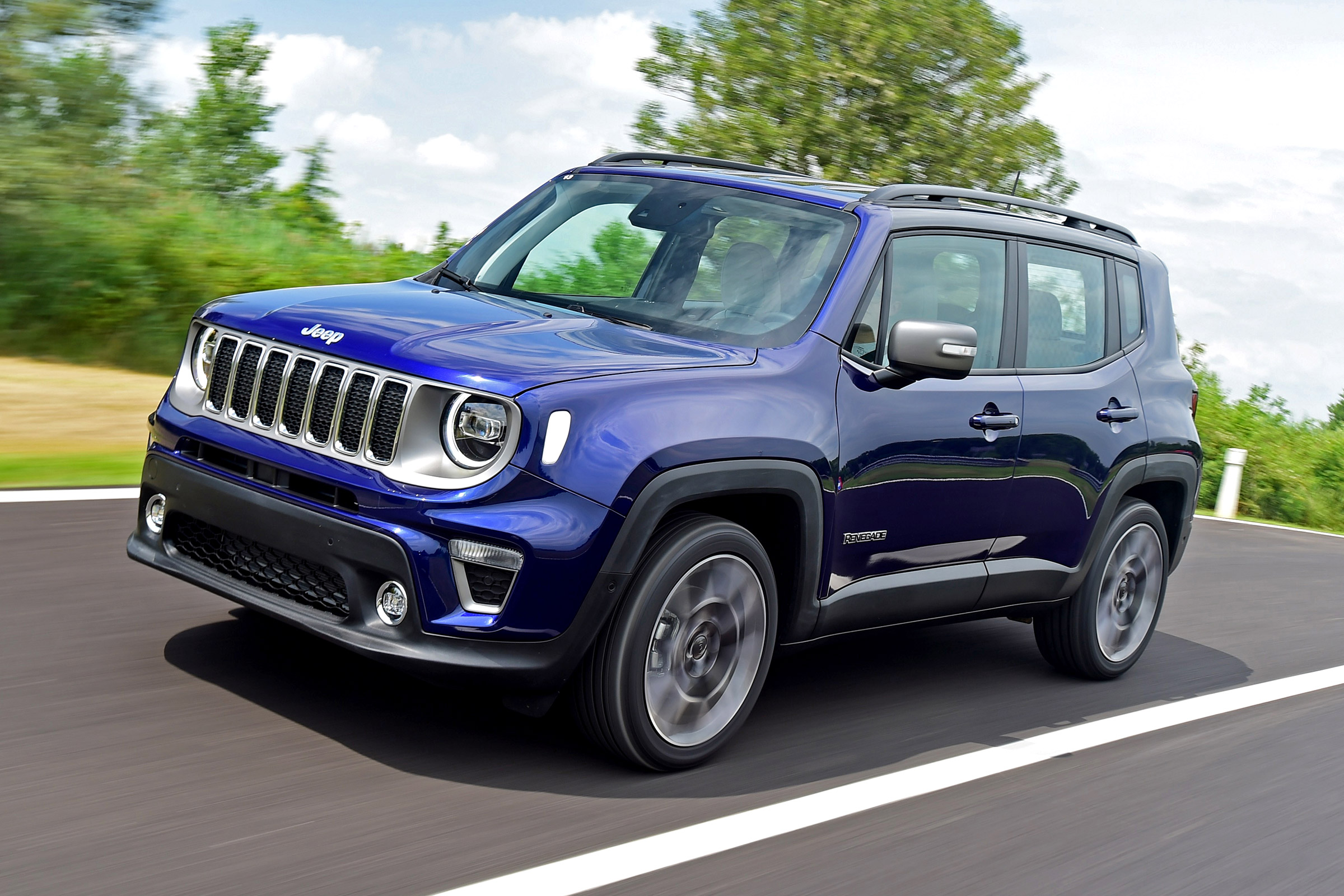 2018 jeep renegade consumer reviews