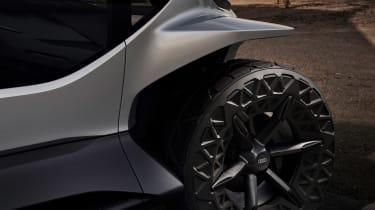 Audi AI:TRAIL concept - wheel