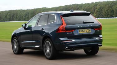 Volvo XC60 T8 - rear
