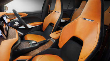 Skoda Vision IN concept - seats