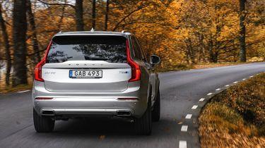 Volvo XC90 Polestar optimisation car