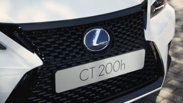 Lexus CT 200h grille