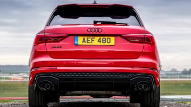 Audi RS Q3 - rear static