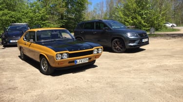 Cupra and Capri