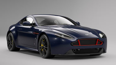 Aston Martin V8 and V12 Vantage S Red Bull Racing Editions 1