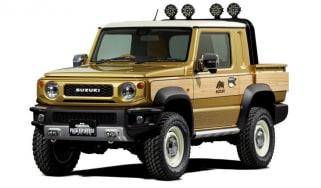 Suzuki Jimny Sierra concept